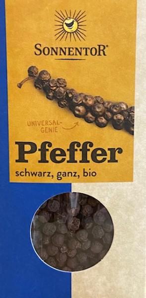 Pfeffer, Schwarz bio