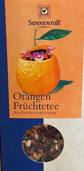 Bio Orangen Früchtetee