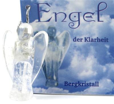 Bergkristall Engel