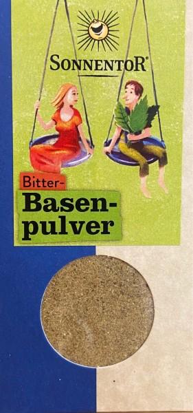 Bitterbasen Pulver