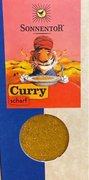 Curry scharf